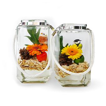 herfst - zakelijke bloem geschenken en decoraties - Flowercreations