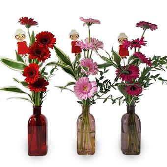 omadag - bloem geschenken en decoraties - Flowercreations