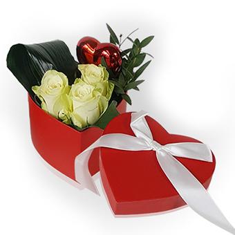 valentijn - zakelijke bloem geschenken en decoraties - Flowercreations